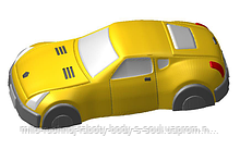 Пластикова форма 756 - Автомобіль