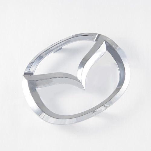 Емблема, логотип Mazda #4