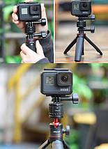 Магнитный быстросъемный адаптер GoPro для экшн-камеры Ulanzi GP-4, фото 2