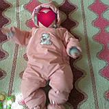 Купить детский демисезонный комбинезон трансформер, фото 7