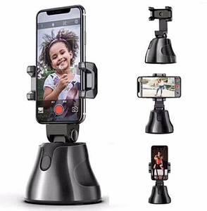 Смарт-штатив для блогеров 360° с датчиком движения Apai Genie Auto Smart Shooting ЧЕРНЫЙ