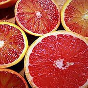 "Апельсин Пернамбуку Кровавый (C. sinensis ""Sanguineum Pernambuco"") Комнатный"