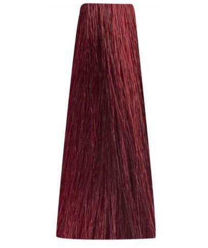 Стойкая крем-краска без аммиака Inebrya Bionic Color 6/6 темно-русый красный 100 мл.