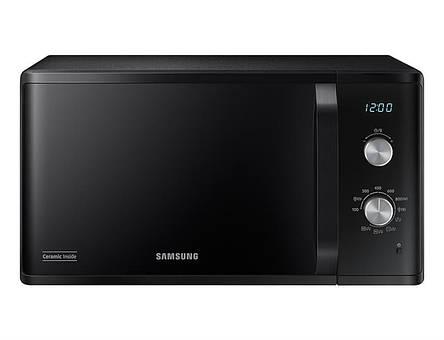 Мікрохвильова піч Samsung MG23K3614AK/BW, фото 2