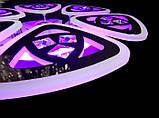 Светодиодная люстра с подсветкой 6013/6 CH, фото 3