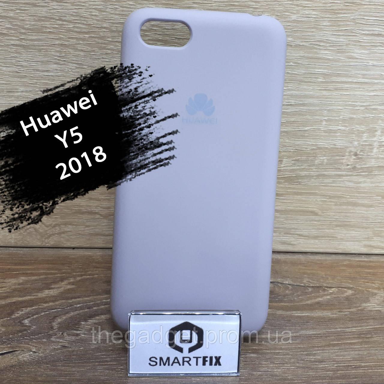 Силиконовый чехол для Huawei Y5 (2018) (DRA-L21)