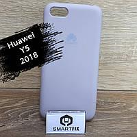 Силиконовый чехол для Huawei Y5 (2018) (DRA-L21), фото 1