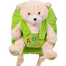 Дитячі рюкзаки Stip Молдова для садочка з м'якою іграшкою рюкзак іграшка