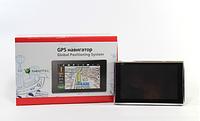 """Навигатор GPS 6009 5"""" ddr2-128mb, 8gb HD"""