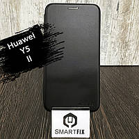 Чохол книжка для Huawei Y5 II (КУН-U29) G-case Чорний