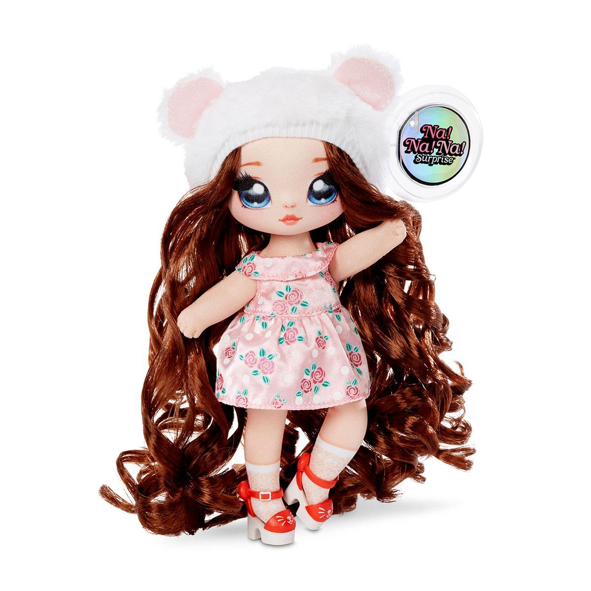 Кукла Na na na surprise Мышка Маус