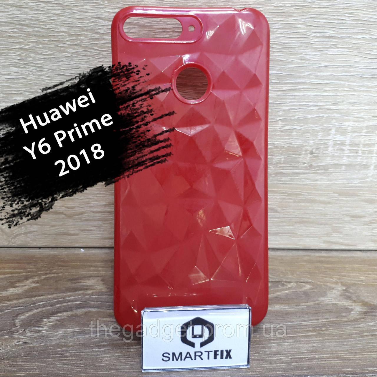 Силиконовый чехол для Huawei Y6 Prime (2018) (ATU-L31)