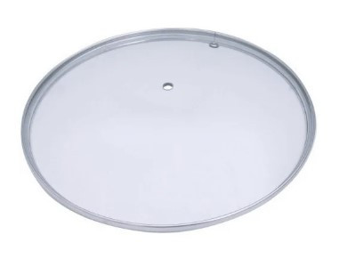 Крышка стеклянная 16 см UN-2201 б/к