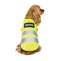 Жилет Pet Fashion Yellow Vest; S, фото 1