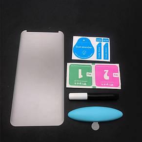 Защитное стекло PowerPlant для Huawei Mate 30 Pro (жидкий клей+УФ лампа) (GL607266), фото 2