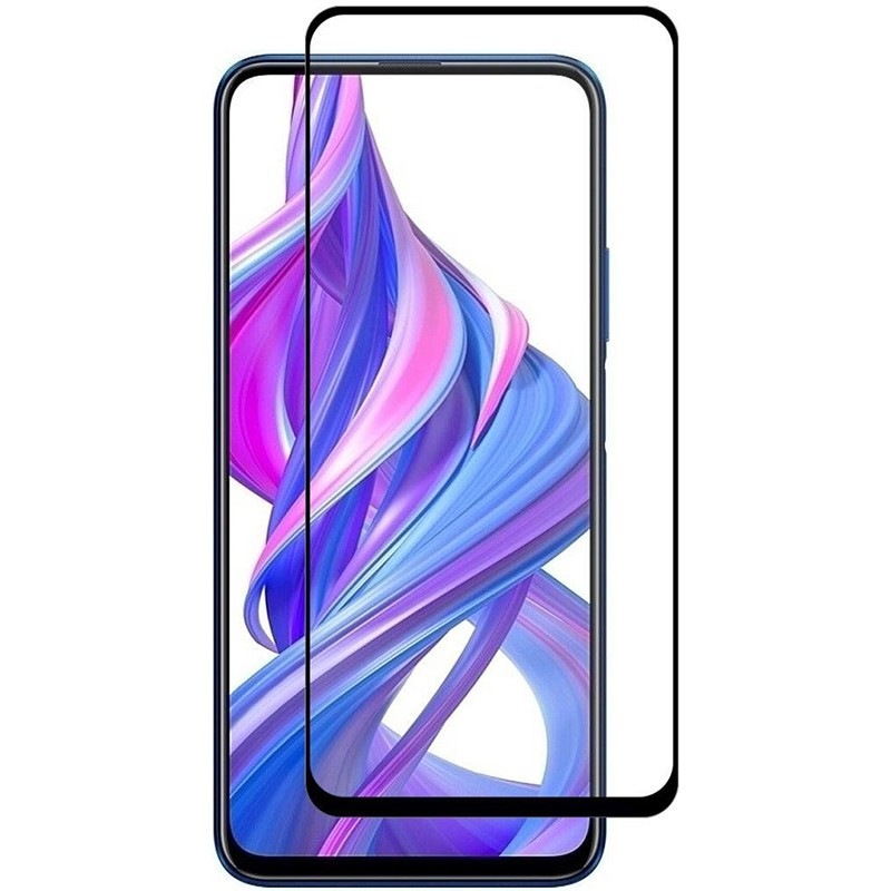 Защитное стекло PowerPlant для Huawei Nova 7i Black Full Screen (GL607983)