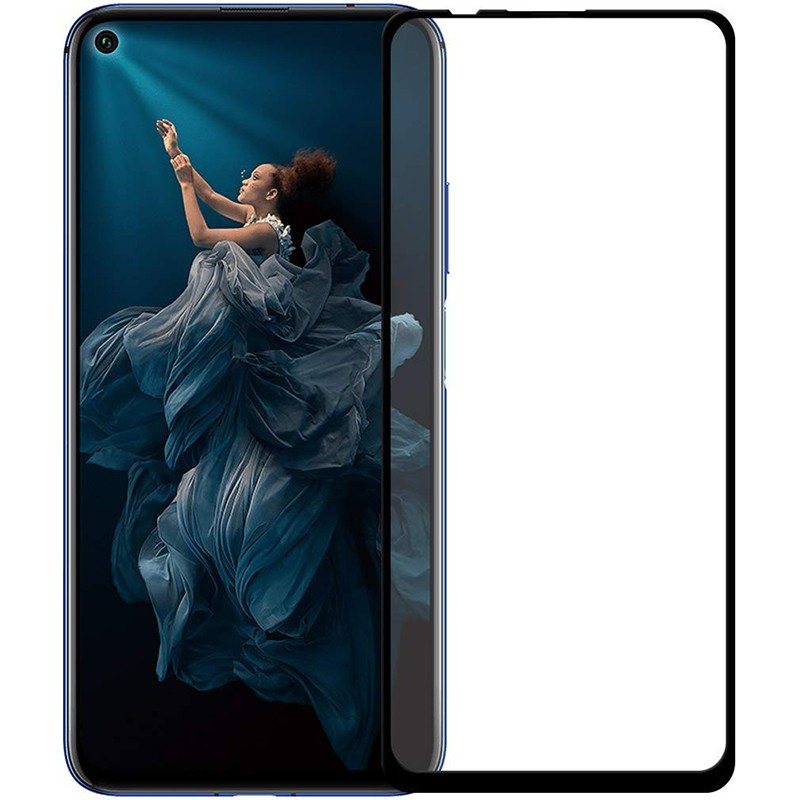 Защитное стекло PowerPlant для Huawei Nova 5T Black Full Screen (GL608003)