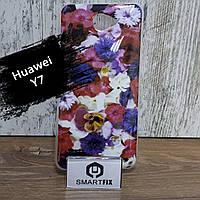 Чохол з малюнком для Huawei Y7 2017 (TRT-LX1) дизайн №1