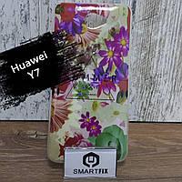 Чохол з малюнком для Huawei Y7 2017 (TRT-LX1) дизайн №2