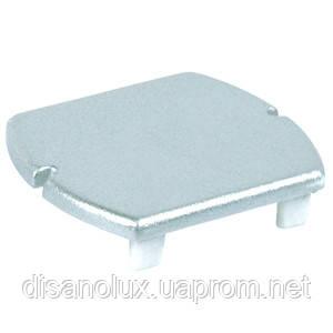 Заглушка шин для трековых светильников BRILUM -Scena WЕ, серебро