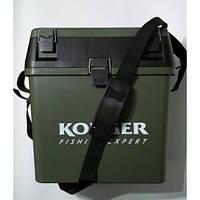 Ящик для зимней рыбалки konger mini