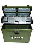 Ящик для зимової риболовлі konger max, фото 3