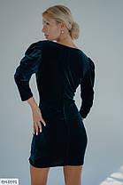 Сукня оксамит 165105, фото 2