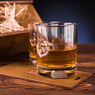 Набор стаканов для виски с пулей 7.62 мм (2 шт), фото 2