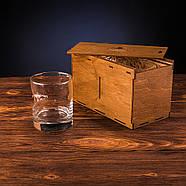 Набор стаканов для виски с пулей 7.62 мм (2 шт), фото 3