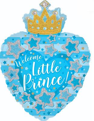 """CTI 24"""" С Днём Рождения Маленький Принц"""