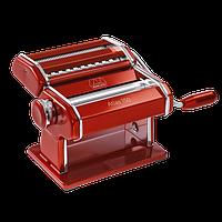 Тестораскатка - локшинорізка Marcato Atlas 150 Red