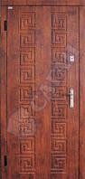 Дверь входная Саган 850х2030;950х2030 мм металл-МДФ №13