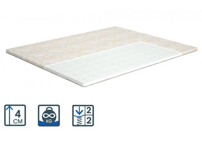 Матрац Topper-futon 1/Топпер-футон 1 бязь/жаккард, фото 2