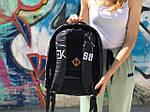 Городской рюкзак Антивор Егор Крид (черный) 1289, фото 2