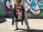 Городской рюкзак Антивор Егор Крид (черный) 1289, фото 3