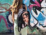 Городской рюкзак Антивор Егор Крид (черный) 1289, фото 5