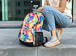 Городской рюкзак Lanpad (разноцветный) 1291, фото 3
