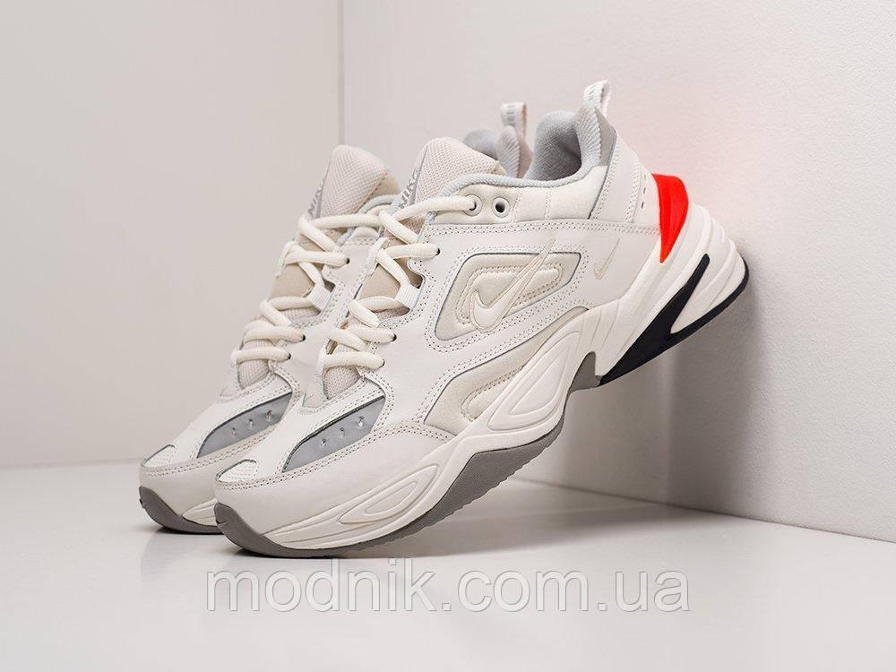 Мужские кроссовки Nike M2K Tekno (бежевые) KS 1526