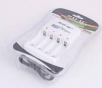 Зарядное устройство JB-806 на 4 аккумулятора AA/R6 ,AAA(R3) от220 В, фото 1