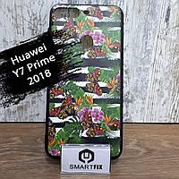 Чехол с рисунком для Huawei Y7 Prime (2018) / Honor 7C / Nova Lite (LDN-L21), фото 1