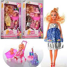 """Лялька типу Барбі """"Вагітна"""" / Кукла типа """"Барби"""" """"Беременная"""" 28 см 2914"""