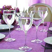 Набор бокалов для воды и вина Luminarc Signature 350 мл 6 шт (J0012), фото 1