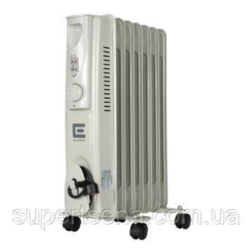 Масляний радіатор OR 0715-9 (1,5 кВт; 7с.) +БЕЗКОШТОВНА ДОСТАВКА! к-ть секцій - 7 (ELEMENT)