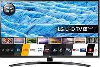Телевизор LG 65UM7450, Матрица IPS , Разрешение экрана 3840 × 2160 , Smart TV, Wi-Fi, webOS, Magic Remote