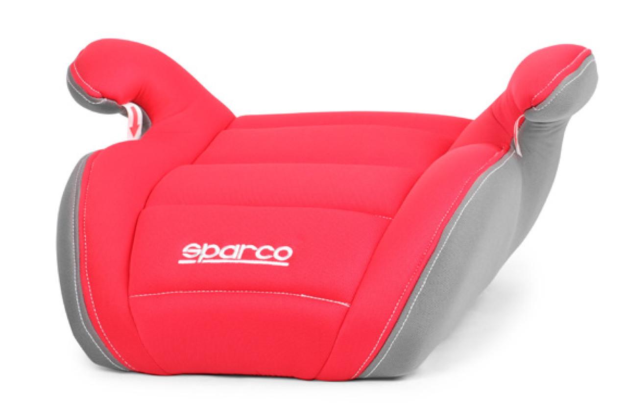 Бустер Sparco 2+3 (15-36кг) червоний SP F100K-RD