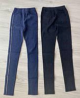 Женские джинсовые лосины ТМ Ласточка оптом