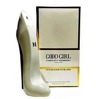 Женская парфюмерная вода Carolina Herrera Good Girl White (коробка в плесени)