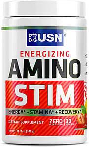 Амінокислоти USN Energizing Amino Stim 30 порц.
