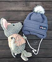 Шапка детская  (PINK ICE market)