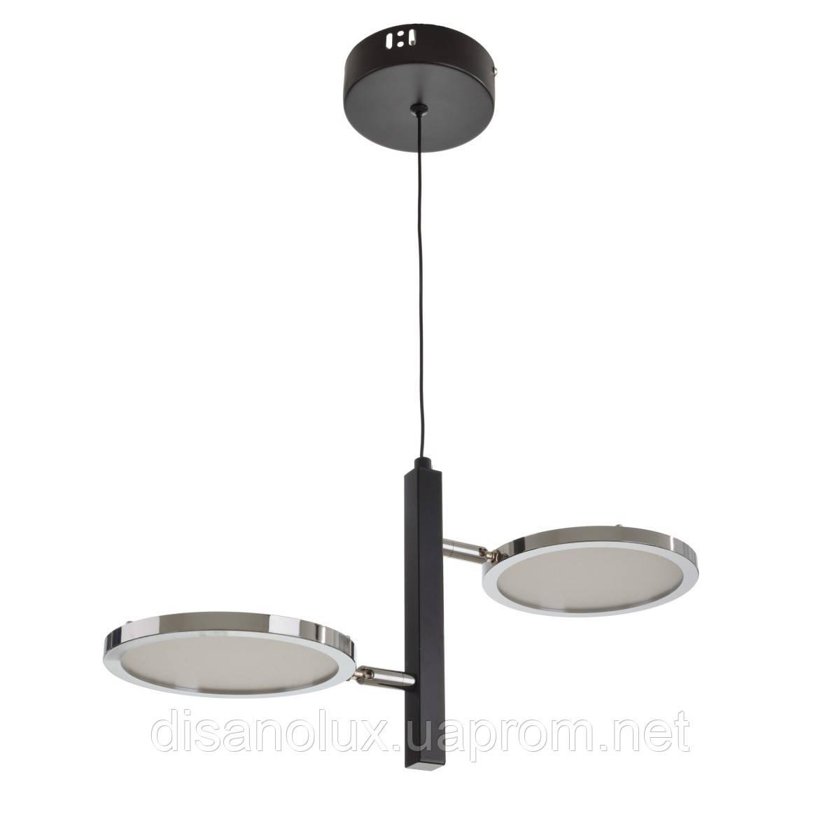 Люстра лофт подвесная светодиодная BL-881S/22W NW CH